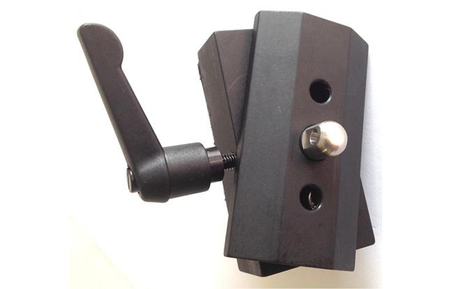 Harris Bipods RotaPod - Rotating Bipod Adapter For sling swivel studs