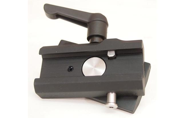 Harris Bipods RotaPod - Rotating Bipod Adapter For picatinny rails