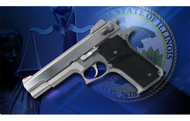 The state of Illinois has approved 5,000 concealed carry applications. The licenses are in the process of being mailed out.