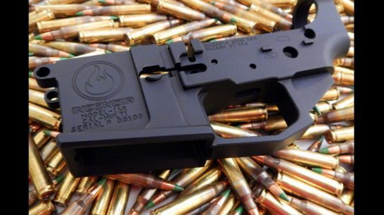 Incendia Arms Billet AR-15 Lower Receiver