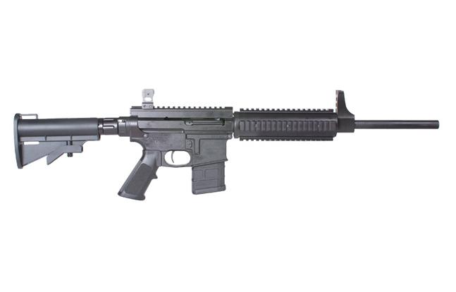 JARD J16 AR-15 Upper w/Folding Stock