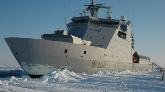 L-3 MAPPS will support the design of the Integrated Platform Management System (IPMS) for the Royal Canadian Navy Arctic/Offshore Patrol Ships (AOPS).