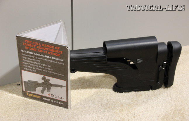 Lyman AR-15 ARMS | Top 15 New AR Accessories for 2014 | VIDEOS | Photo Galleries