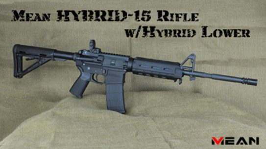 MEAN Hybrid-15 Rifle with Hybrid Lower