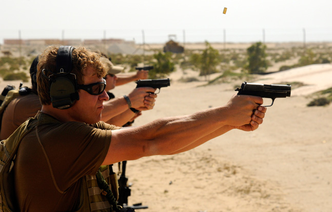 Naval Weapons Station Yorktown is planning to triple the size of its gun range.