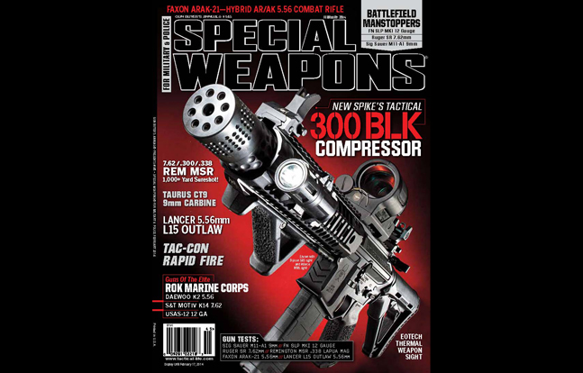 SPECIAL WEAPONS FOR MILITARY & POLICE February 2014