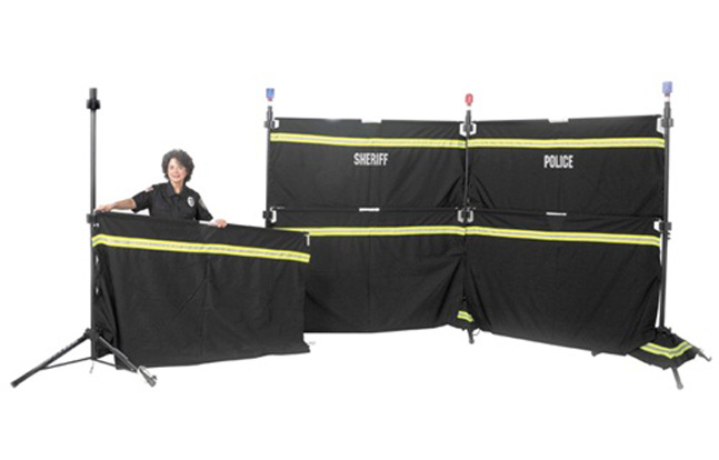 SRN 1000 Privacy Barrier System