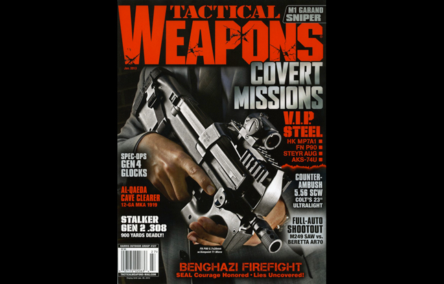 Tactical Weapons January 2013