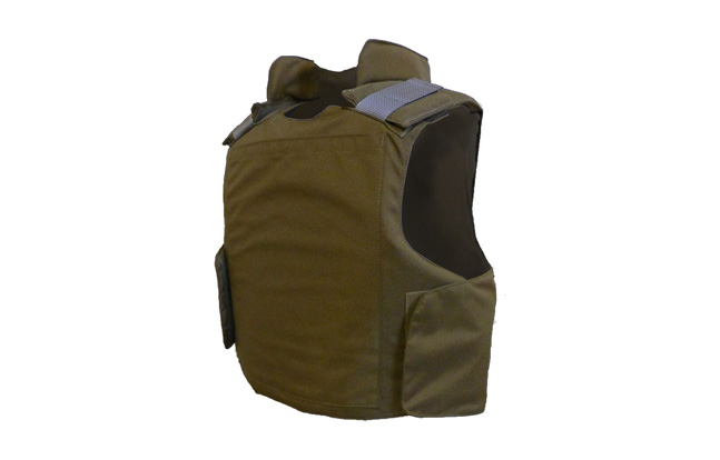 Tamiami Tactical Level IIIA Body Armor Vest
