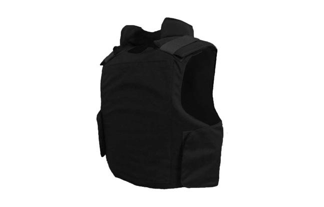 Tamiami Tactical Level IIIA Body Armor Vest - Black