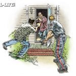 Psycho with a Shotgun | 'It Happened to Me': 15 True Gun Stories from Law Enforcement