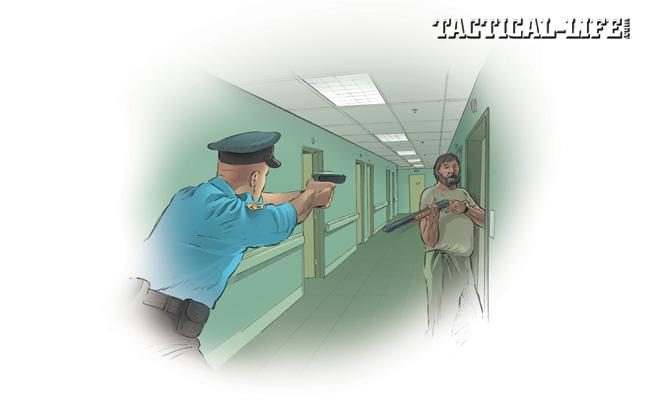 12-Gauge Rampage | 'It Happened to Me': 15 True Gun Stories from Law Enforcement