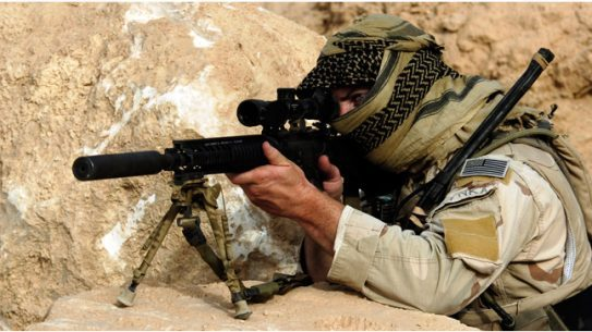 US Special Forces soldiers have been sent to Jordan to train with counterparts from Iraq.