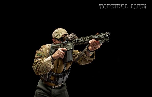 War Sport LVOA-S 5.56mm Rifle