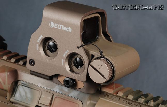 Wilson Combat 5.56mm Paul Howe Tactical Carbine EOTech Sight