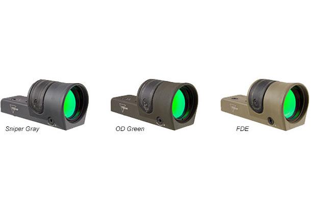 Trijicon Cerakote Reflex | 24 new optics for 2014