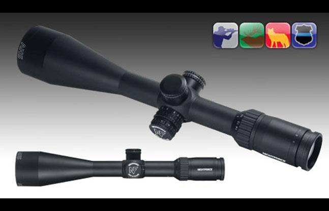 Nightforce 4-14 x 56 SHV | 24 new optics for 2014
