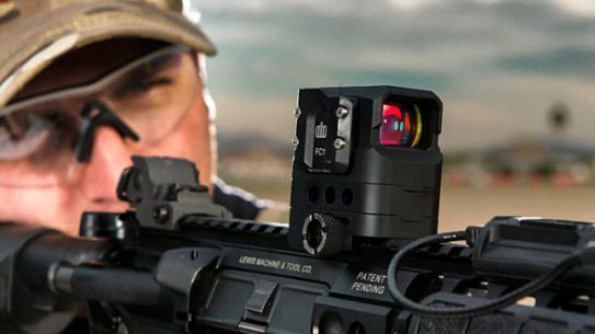 Di Optical USA FC1 Falcon Series Prism Gunsight | 24 new optics for 2014