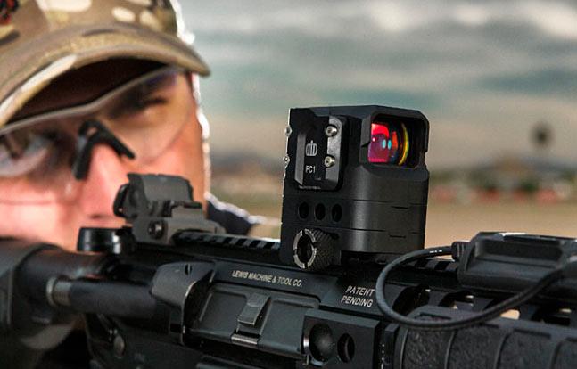 Di Optical USA FC1 Falcon Series Prism Gunsight | 24 new optics for 2014
