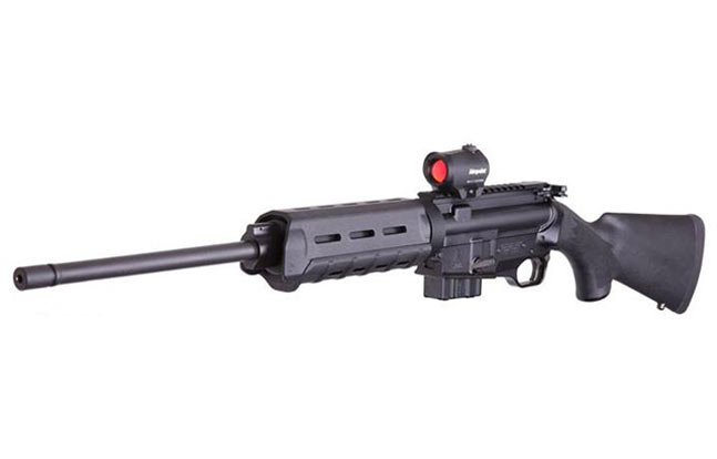 ARES Defense SCR Rifle