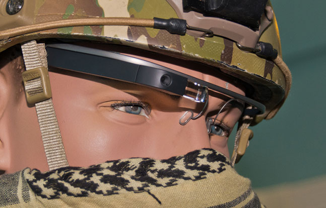 Google Glass Air Force