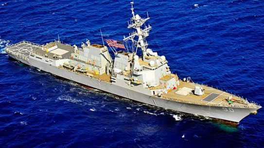 BAE Systems has won a Five-Year Navy ship modernization contract