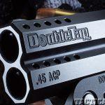 10 DoubleTap .45 ACP Features - Barrel Porting