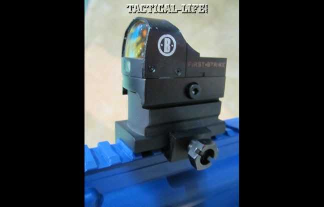 Bushnell First Strike HiRise | 25 New Reflex Sights For 2014