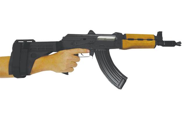 Century SB-47 Stabilizing Brace | 20 New AK Accessories For 2014