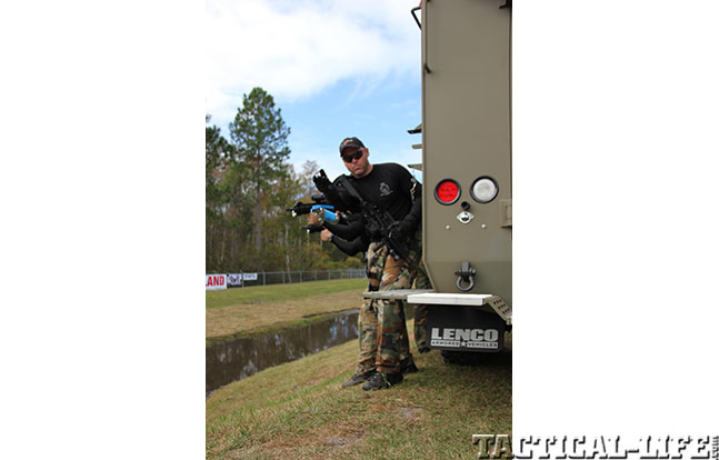 Top 25 Less-Lethal Products For 2014 - Defense Technology Low Roll Training Simulator