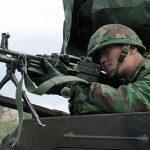 Daewoo K3   12 Rifles, Machine Guns, Shotguns, & Pistols Used by ROK Marines