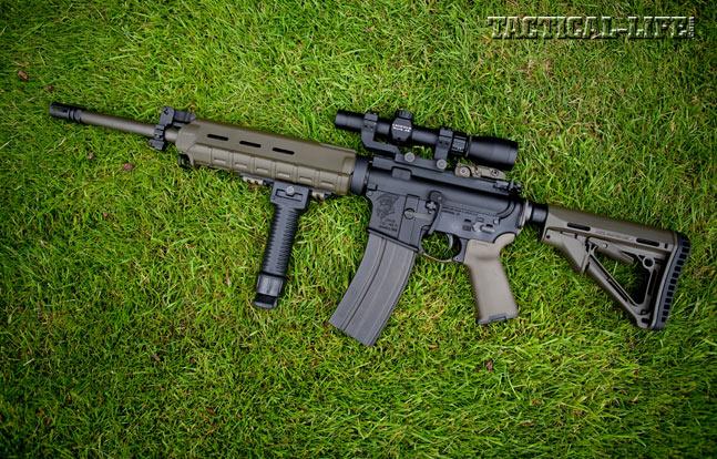 Deer-Hunting 6.8 SPC AR Rifle