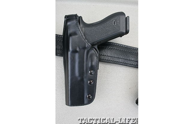 Duty Weapon Control - Gould-K340