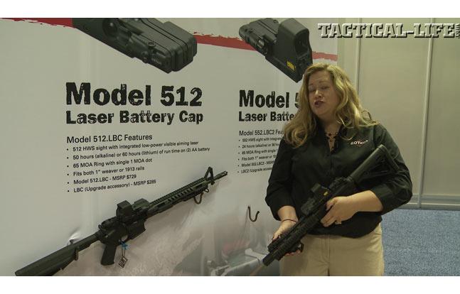 EOTech Model 512 Laser Battery Cap