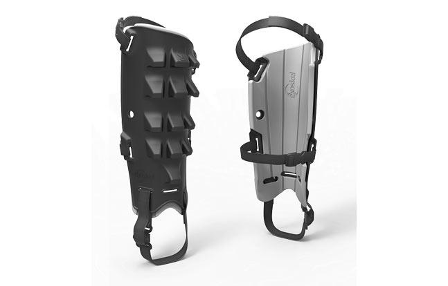 Exoskel Urban Climber X2 Shin Guards
