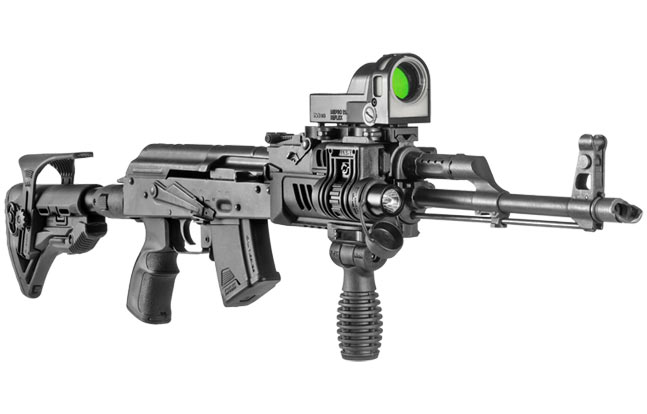 FAB Defense Ultimag AK 10R | 20 New AK Accessories For 2014