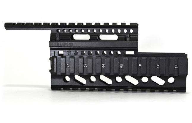 GM Gear AK-47 Quad Rail | 20 New AK Accessories For 2014