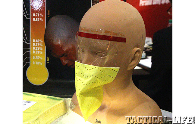 Top 25 Less-Lethal Products For 2014 - Global Safety First ReadiMask