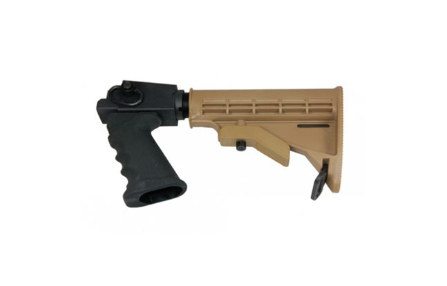 GuntecUSA Saiga M4 Stock | 20 New AK Accessories For 2014