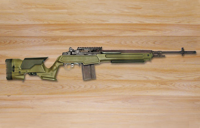 James River Armory M21 DMR | 11 New Rifles for 2014