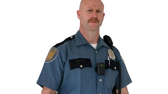 LE3 Blue Uniform