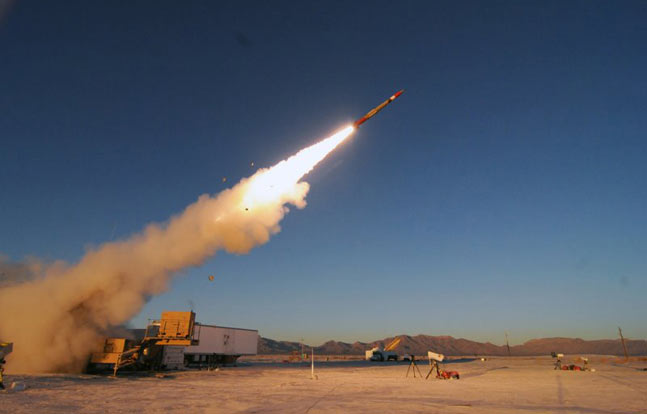 PAC-3 MSE Missile