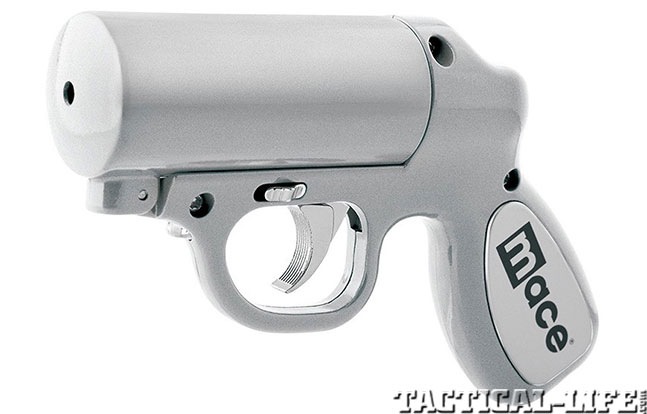 Top 25 Less-Lethal Products For 2014 - Mace Pepper Gun
