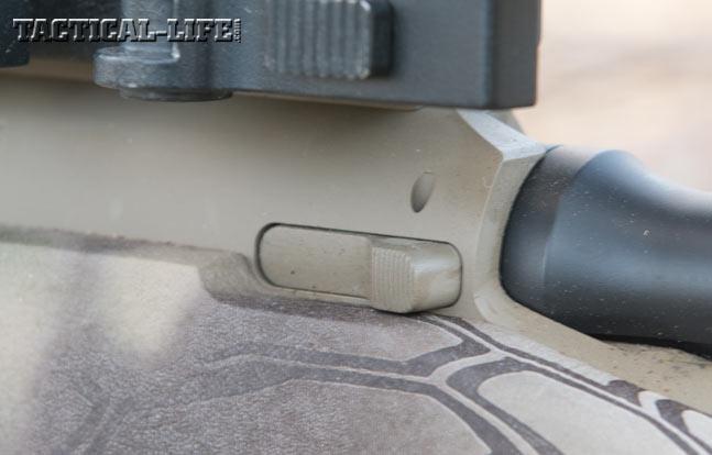 Proof Research Tac II 6.5 Creedmoor Rifle side bolt release