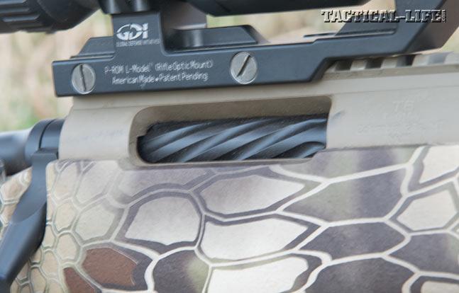 Proof Research Tac II 6.5 Creedmoor Rifle bolt