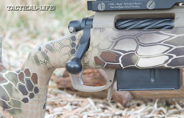 Proof Research Tac II 6.5 Creedmoor Rifle bolt handle