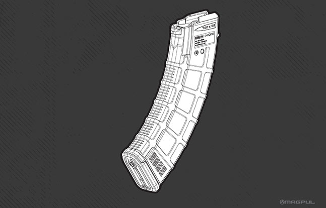 Magpul PMAG 30 AK/AKM MOE | 20 New AK Accessories For 2014