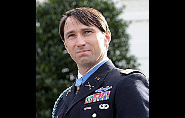 Capt. William D. Swenson