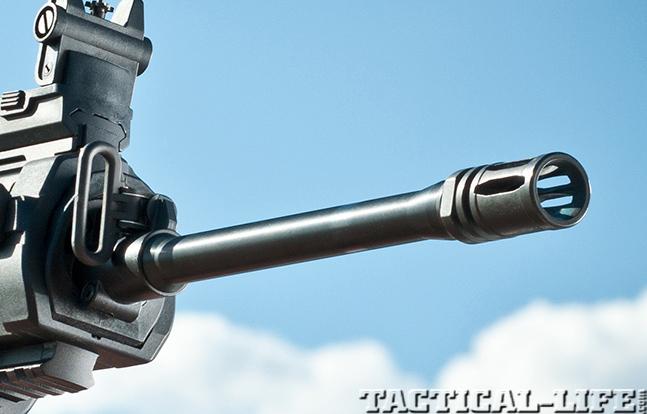 Top 10 Beretta ARX100 Features - Threaded Muzzle