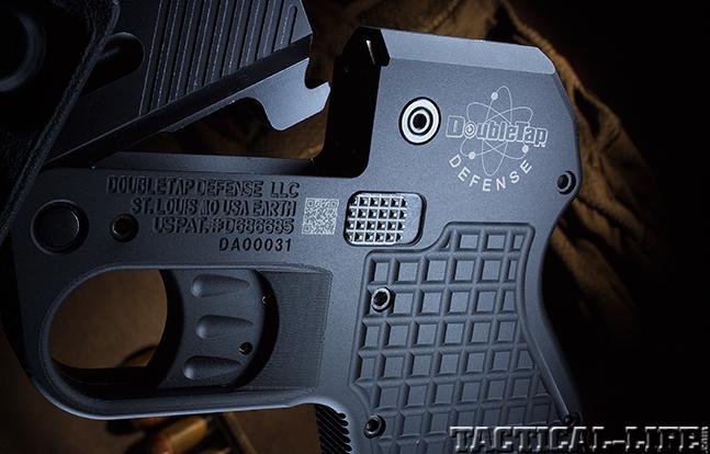 10 DoubleTap .45 ACP Features - No External Hammer